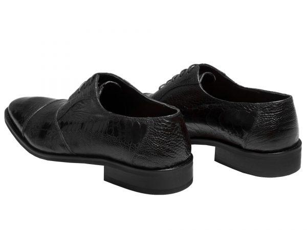 کفش مردانه مجلسی با پاشنه 3 سانتی متری