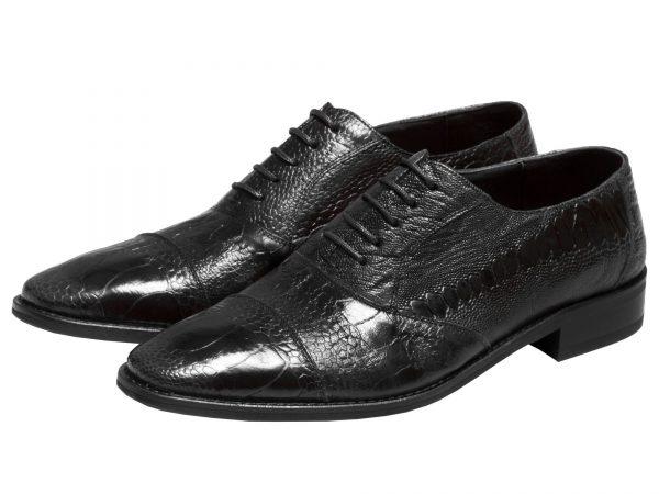 کفش مجلسی مردانه چرمی مدل پالادیوم
