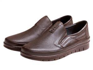 کفش طبی مردانه مدل فورسه