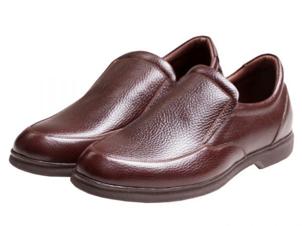 عکس کفش اداری و پرسنلی مردانه مدل نروژی