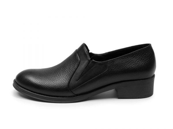 کفش زنانه سی سی مدل دلارام رنگ مشکی