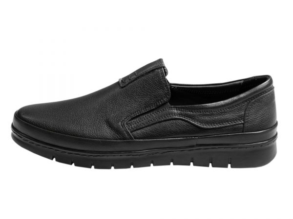 کفش طبی مردانه مدل فورسه رنگ مشکی