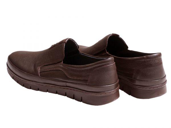 کفش طبی مردانه فورسه با زیره نرم