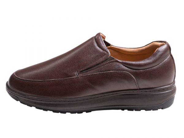 عکس کفش طبی مردانه مدل کنتال