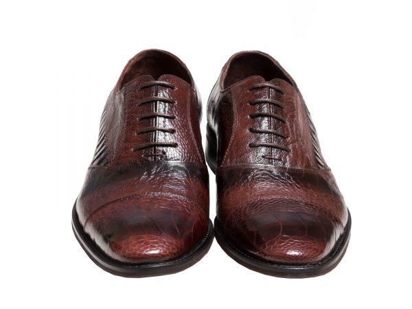 کفش دامادی چرم مدل پالادیوم