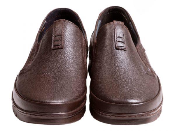 کفش طبی مردانه استفاده روزمره بدون بند