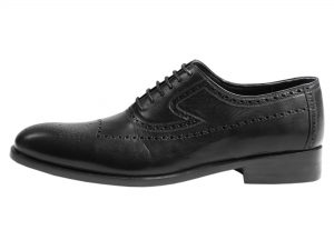 کفش مردانه چرم مدل آلفردو