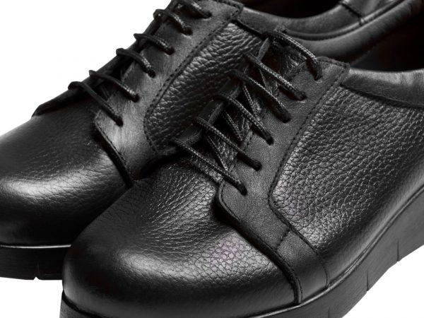 کفش بنددار تخت دخترانه مدلآنیا برای دانشگاه