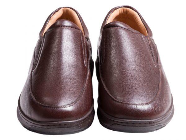کفش طبی مردانه کژوال ساده مدل کنتال