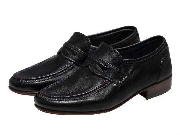 کفش چرم دست دوز مردانه تبریز