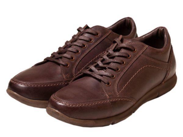 عکس کفش اسپرت پسرانه قهوه ای مدل اروین