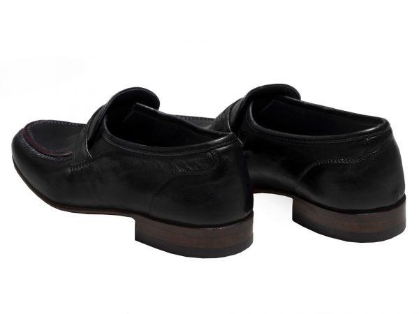 کفش مردانه چرم دست دوز تبریز