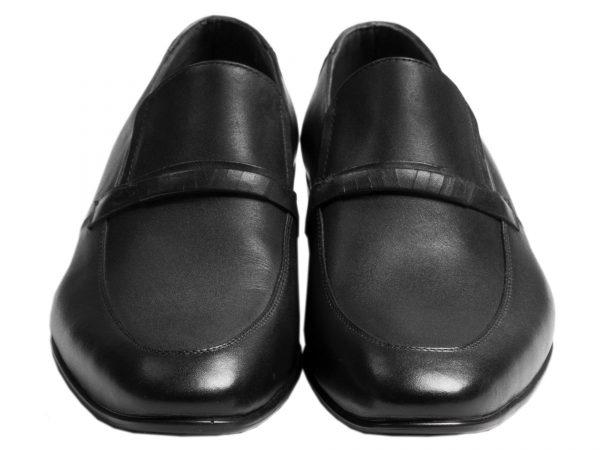 کفش سبک چرم مردانه برای محیط اداری و رسمی