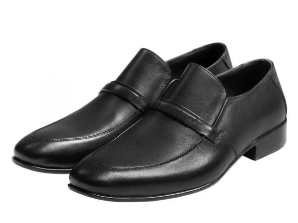 عکس کفش رسمی مردانه مدل مالنا بی بند