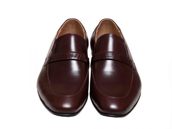 کفش مردانه با طرح رسمی و ساده مدل مالنا