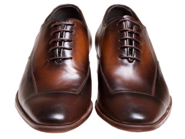 کفش مجلسی مردانه مدل لوکا بنددار