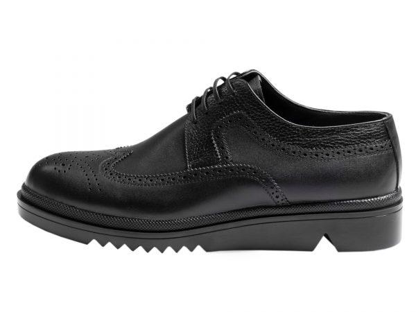 کفش مردانه مدل نیومن مشکی