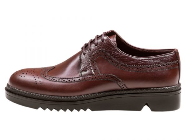 کفش مردانه پرسنی با کفی طبی برای اداره