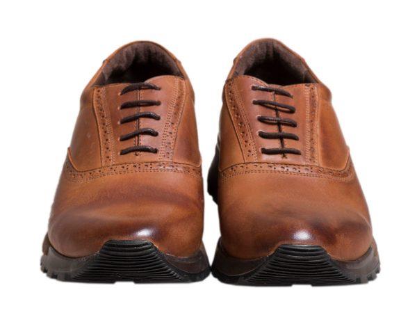 کفش چرم اسپرت مردانه مدل فوستر