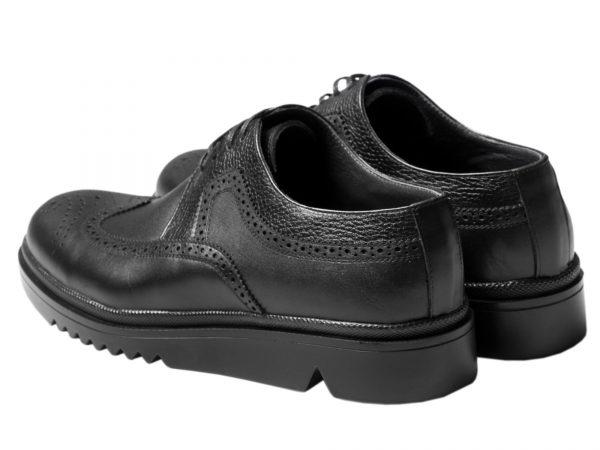 زیره ضخیم و نرم پلی اورتان کفش مردانه مدل نیومن