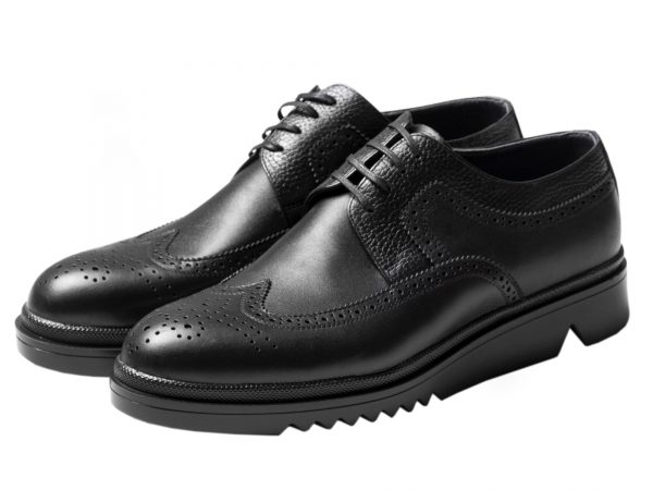 عکس کفش پرسنلی اداری مردانه مدل نیومن