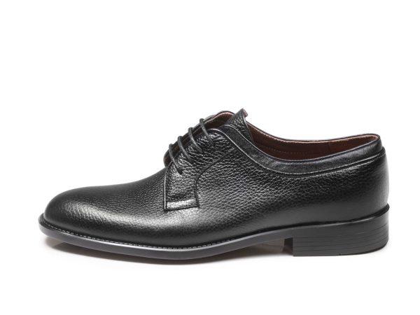 عکس مدل کفش رسمی چرم مردانه بنددار هاکان