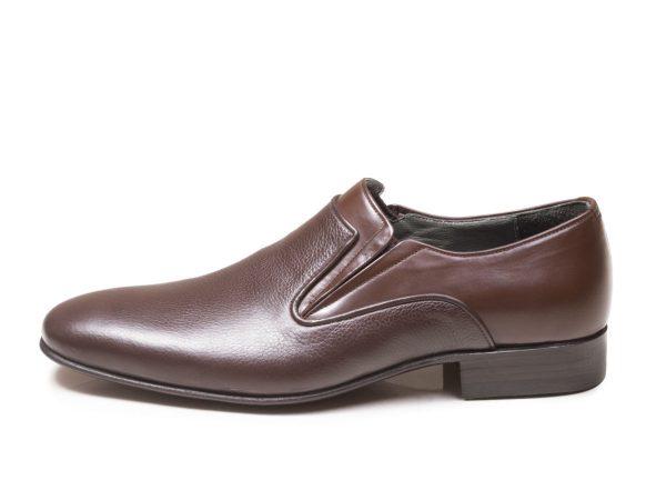 عکس مدل کفش چرم مردانه بدون بند آلدو