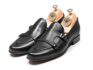 کفش مردانه چرم مدل ماریو