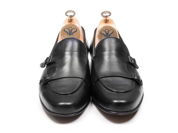 کفش تبریز مدل ماریو مشکی