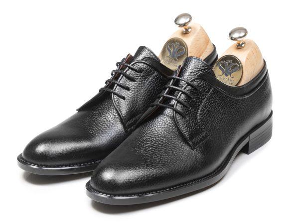 کفش چرم رسمی مردانه مدل هاکان