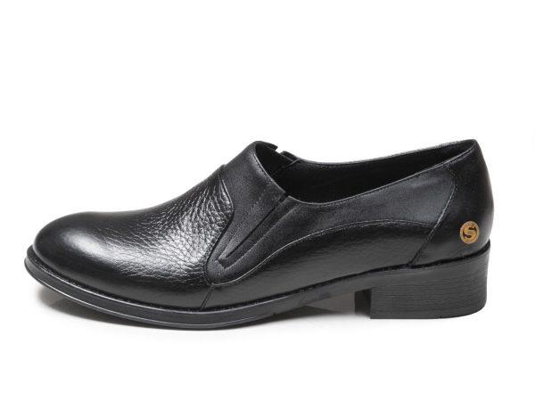 عکس کفش تخت زنانه دلارام پلاس برای اداره