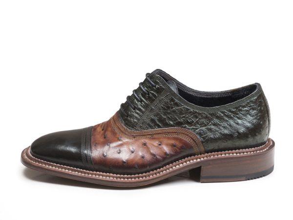 مدل کفش دامادی سفارشی دوز شایان