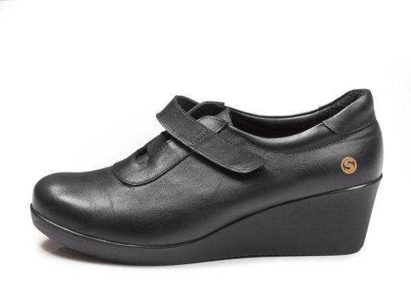 مدل کفش زنانه طبی مدل لنا کفی طبی لژ ۵ سانتی متری