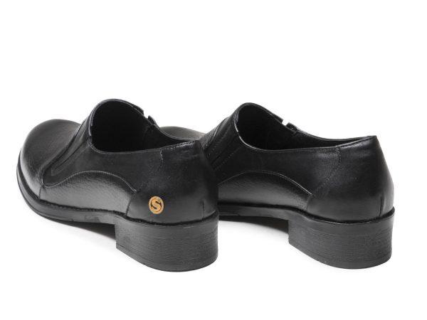 پاشنه تخت کفش دخترانه مدل دلارام پلاس