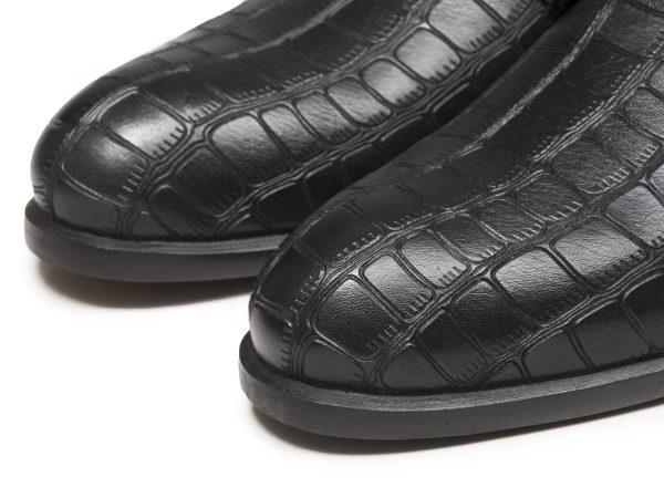 چرم با کیفیت ایتالیایی کفش مردانه مدل دسلو