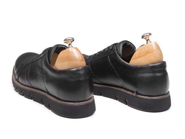 کفش اسپرت شیک پسرانه رنگ سیاه مدل فورتیس