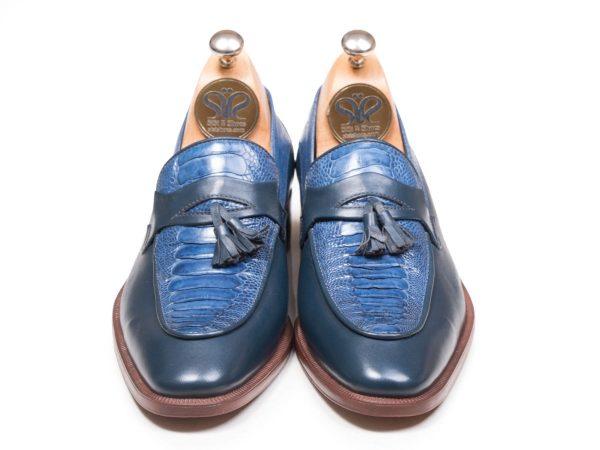 کفش تبریز مدل هیرو پلاس طرح loafer