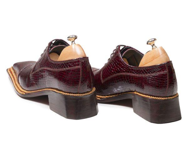 کفش دامادی پاشنه بلند مدل پریمو