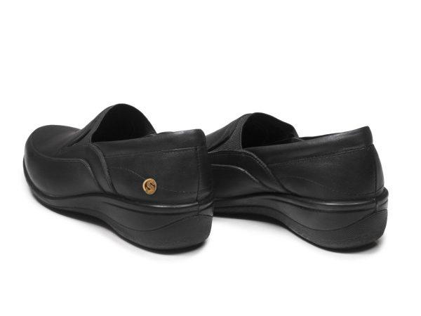 کفش زنانه طبی مدل آیدا رنگ مشکی