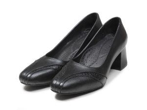 کفش زنانه پاشنه دار مدل پرستو