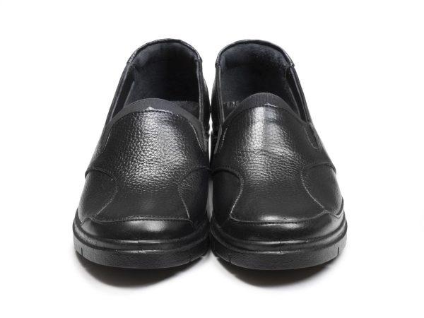 کفش زنانه هالوکس والگوس مدل سلدا مشکی