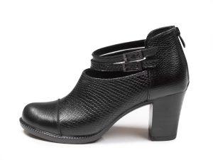 کفش زنانه پاشنه دار مدل بانیا