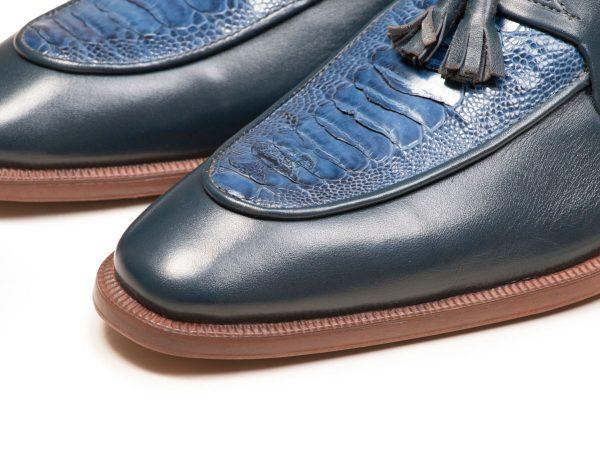 کفش لوفر Loafer shoe چرم تبریز مدل هیرو پلاس