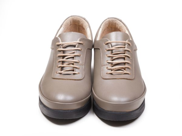 کفش چرم زنانه برای محیط اداره مدل مولینا