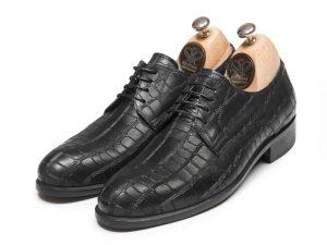 کفش چرم مردانه مدل دسلو