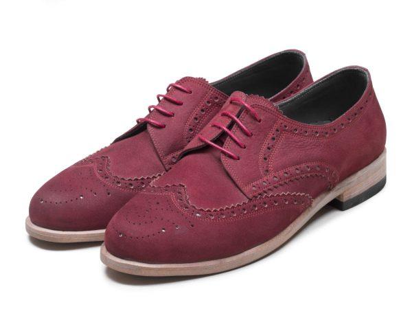 عکس مدل کفش زنانه چرم دستدوز فورلا