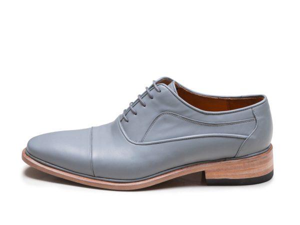 کفش چرم دستدوز مردانه مدل اسپانیایی