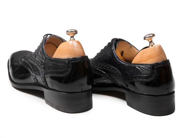 کفش دستدوز مردانه مدل ارس