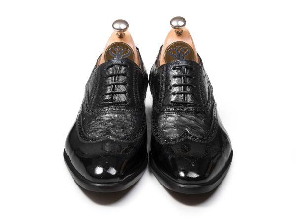 کفش شیک دستدوز تبریز مدل ارس