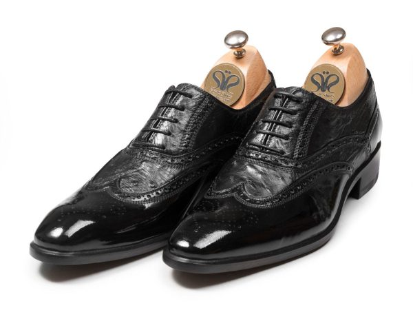 کفش مجلسی مردانه مدل ارس